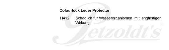 Leder Protector CLP/GHS Verordnung